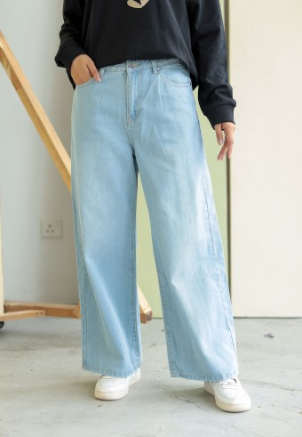 Brie jeans in wash blue