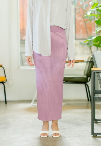 Luna Skirt In Lavender