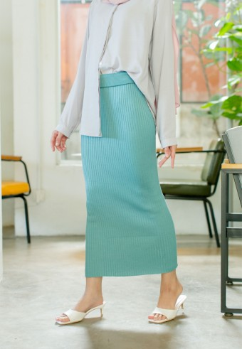 Luna Skirt in Mint
