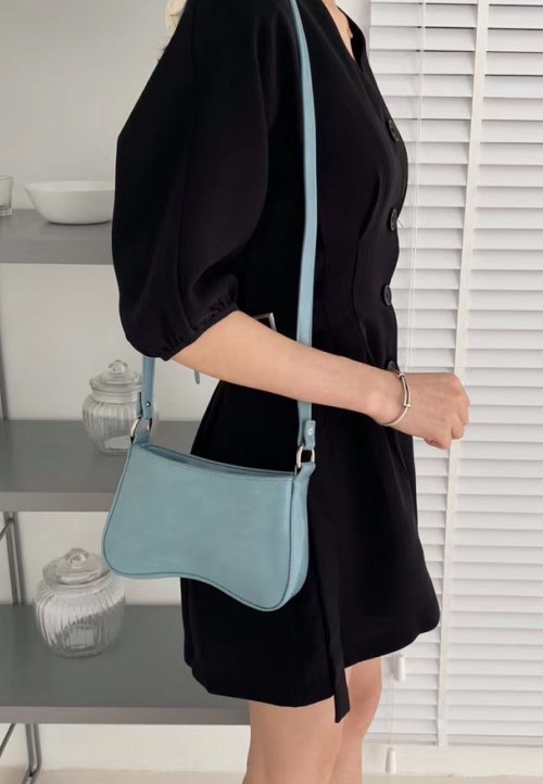 Lady B Shoulder Bag In Tiffany