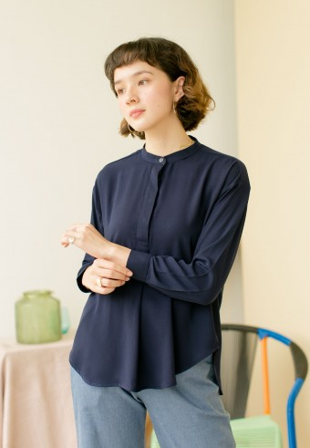 Juliet Blouse In Lagoon