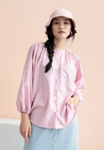 Frany top in pink
