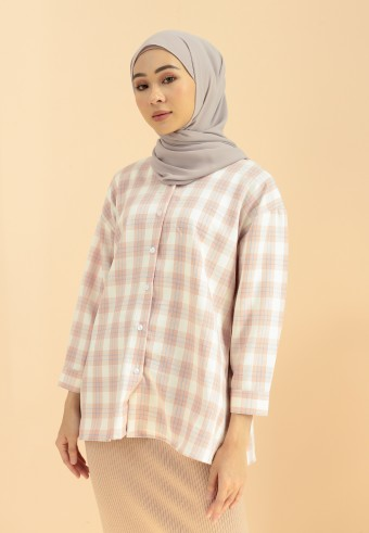 Gretha top in pink
