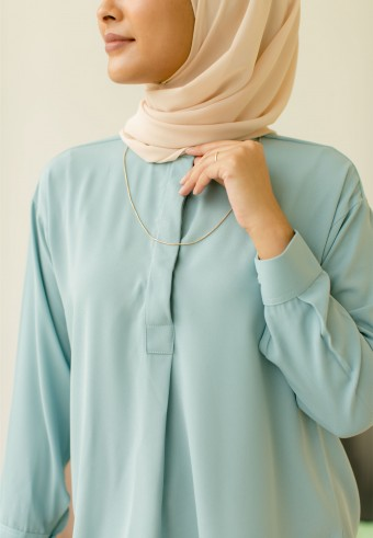Juliet Blouse In Atlas