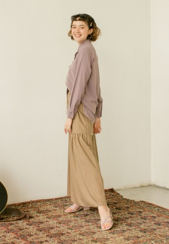 Wida Skirt In Olive