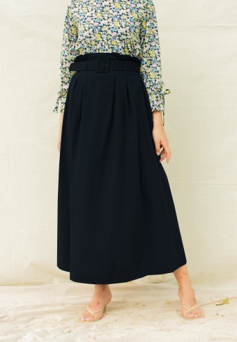 elyn skirt in black
