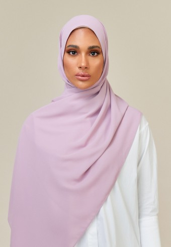 Meyna long shawl in peri