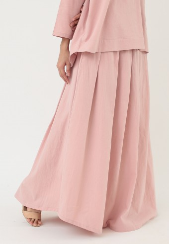 FLOWIEE SKIRT IN PINK