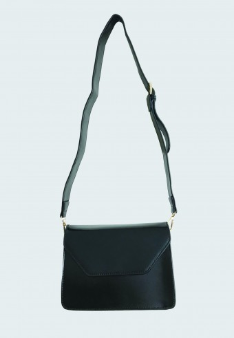 SATCHEL BAG IN BLACK 1
