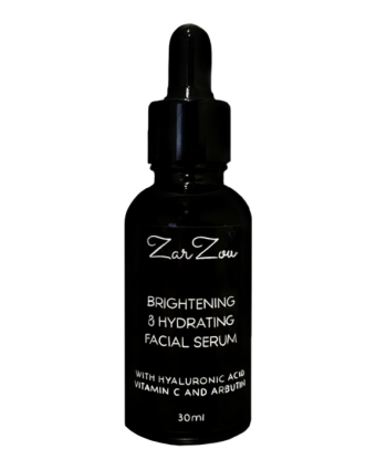 ZarZou Brightening & Hydrating Facial Serum