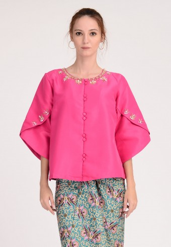 MISS KORA IN PINK (TOP ONLY)