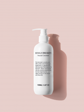 Bougas Facial Cleanser