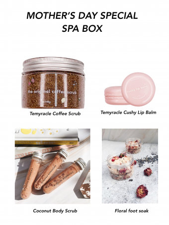MOTHER'S DAY SPECIAL SPA BOX