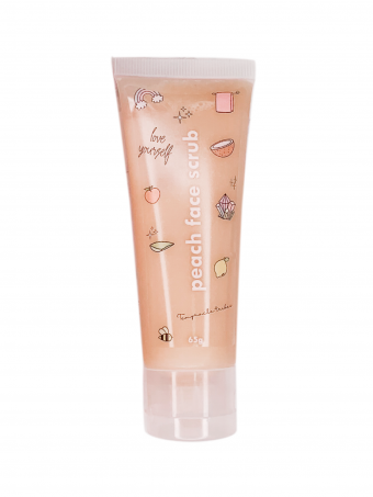 TEMYRACLE Peach Face Scrub