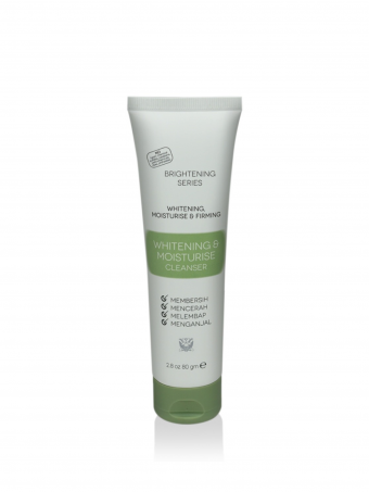 ST BRIGHTENING SERIES-WHITENING & MOISTURIZE CLEANSER