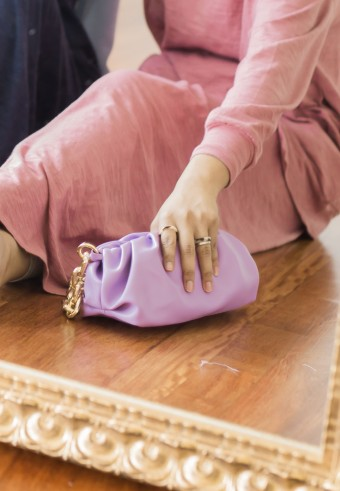 The Alice Bag in Lavender