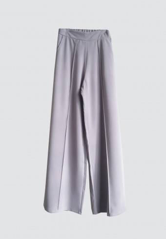 LINE IRONLESS PANTS IN GREY
