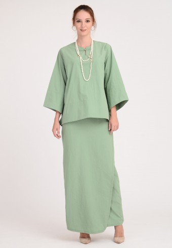MISS JONQUIL IN MINT GREEN