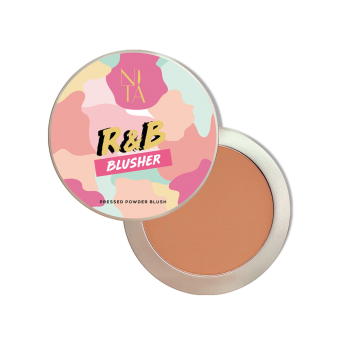 NITA R&B Blusher in Matte Brown Sugar